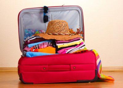 советы как паковать багаж