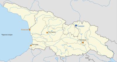 Грузия из Харькова