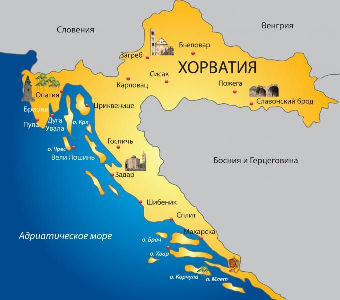 Хорватия из Харькова