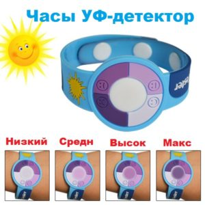 часы уф-детектор
