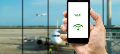 WI FI в аэропортах мира